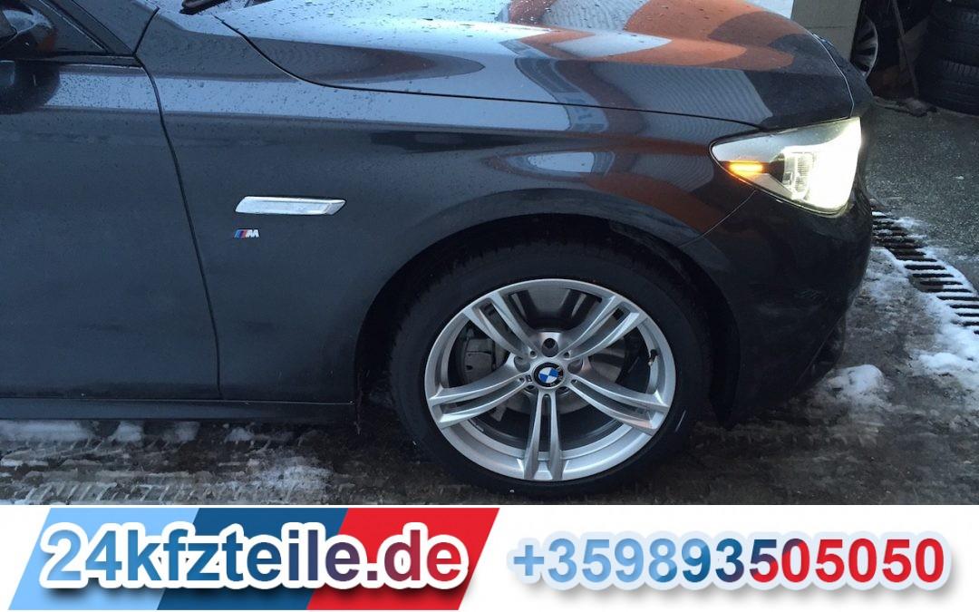 Gallery: Genuine BMW Style 408M wheels on BMW F07 GT