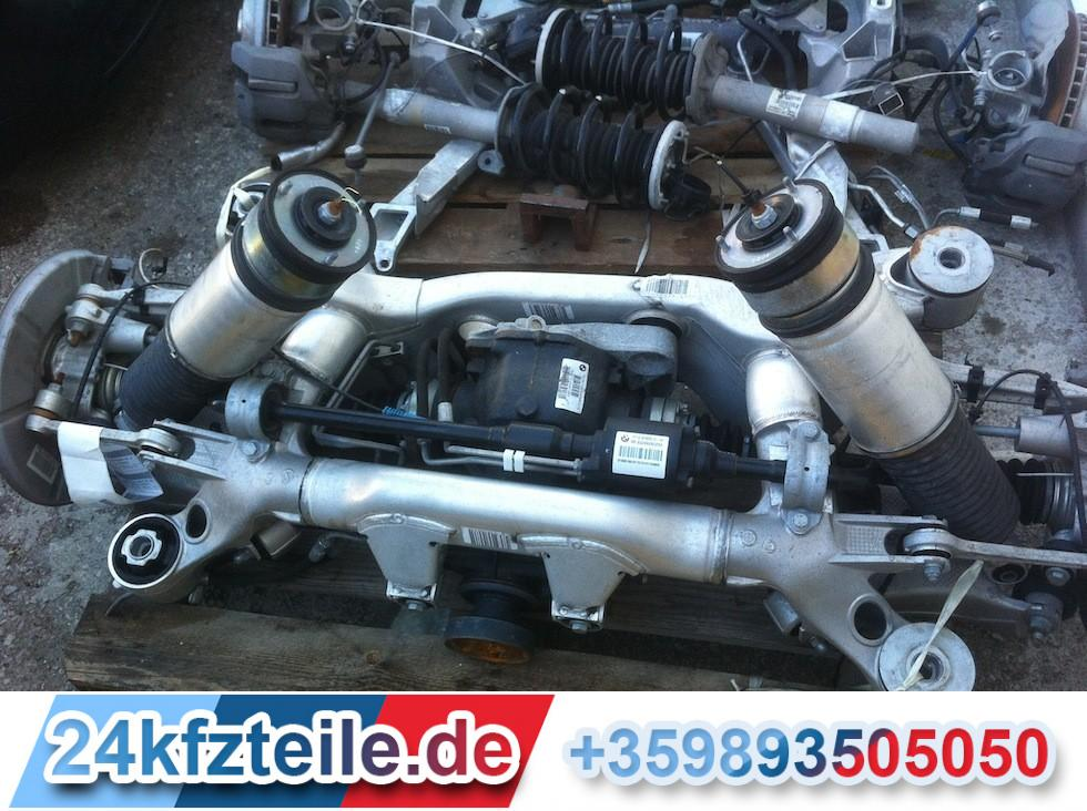 Bmw E65 E66 Fully Loaded Rear Axle 24kfzteile De