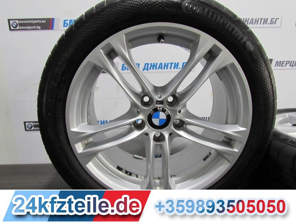 1 X Light Alloy Rim Bmw La Wheel M Double Spoke 613