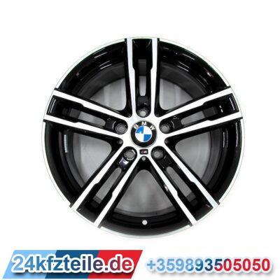 BMW LA wheel M double spoke 719