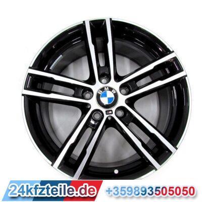 """BMW LA wheel M double spoke 719 - 18"""""""